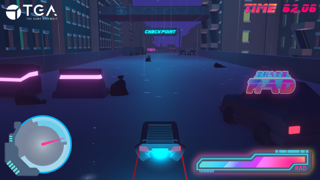 A Rad Game - Screenshot 1