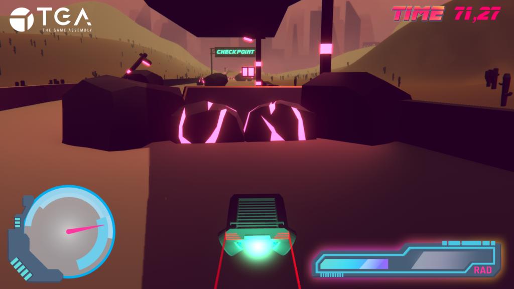 A Rad Game - Screenshot 2